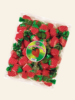 Strawberry Candy 400g