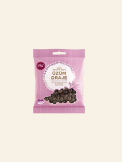 Milk Chocolate Raisins 70g