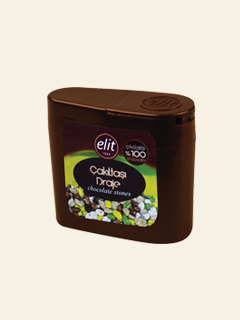 Milk Chocolate Stones 50g