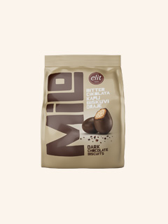 Milo Bitter Chocolate Biscuits 50g
